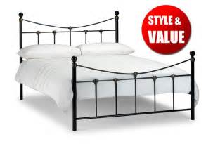 Bed Frames 150cm X 200cm Becky Double Bed Frame Double Bed Frames Bed Frames