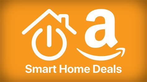list smart home products on discount for prime day