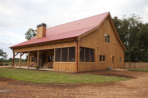 house with barn beautiful barn home with widows peak