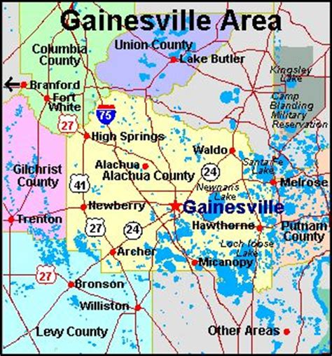 map of gainesville fl 1000 images about gainesville fl alachua county on