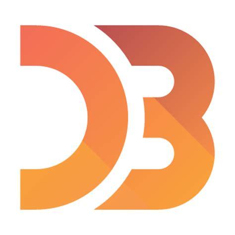 d3 js github d3 d3 logo d3 brand assets