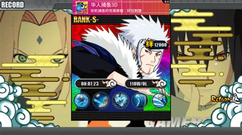 mod game android naruto naruto senki mod ultimate ninja storm 3 full burst