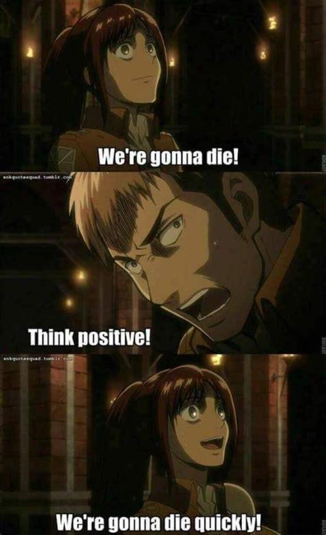 attack on titan memes thats the spirit attack on titan shingeki no