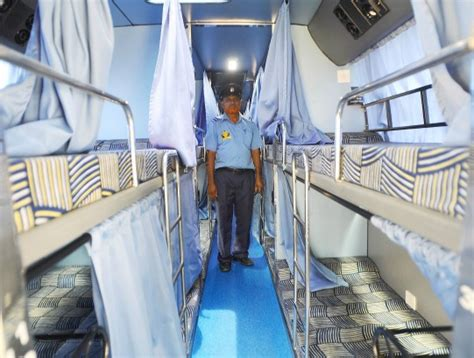 Volvo Sleeper Coach by Sleeper Ac Volvo Service From Maharashtra To Bangalore