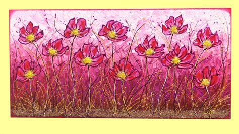 dipinti su tela fiori co di fiori in fucsia vendita quadri quadri