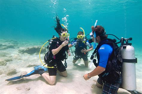 dive instructor transform lives including your own padi open water scuba