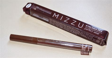 Mizzu Eyeliner Pen By Yuritopia lunatic vixen review mizzu eyeliner pen brown