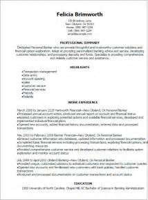 Sle Personal Loan Agreement Template by Sle Bank Resume Banking Resume Investment Banking