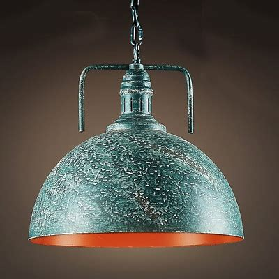 Galvanized Pendant Barn Light Green Galvanized Iron Single Light Lighting Barn Metal Led Pendant Beautifulhalo