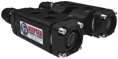 Deepsea Power And Light by Sealaser 100 Underwater Imaging Companion