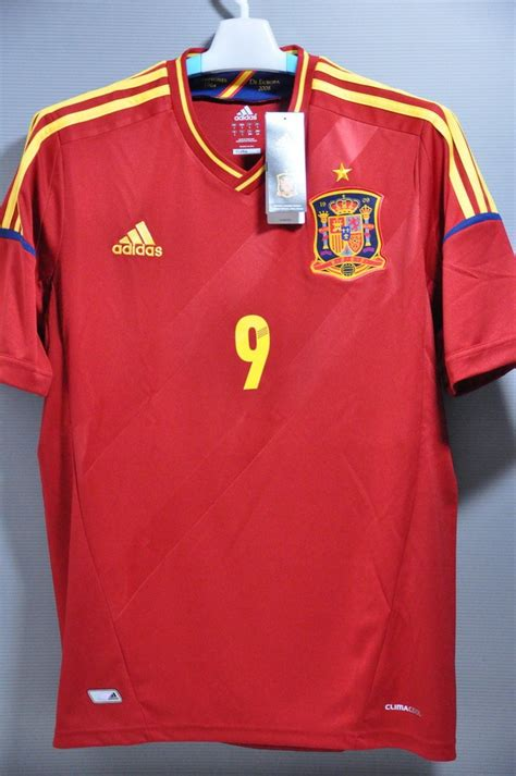 Jersey Spain Away 2012 Torres spain torres adidas national football team football soccer home jersey shirt maglia trikot nwt