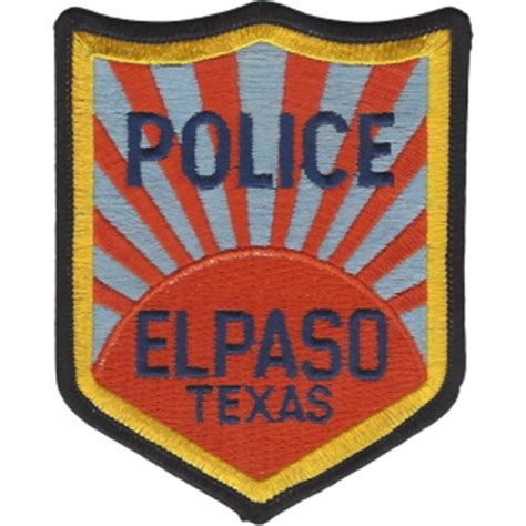 El Paso Tx Warrant Search El Paso Department Images