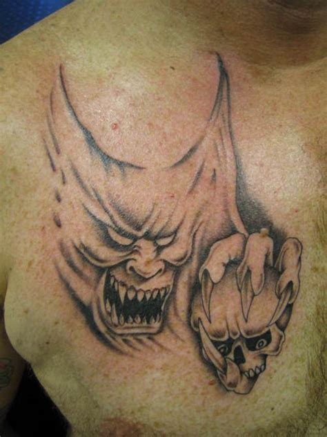 65 unusual and creative devil tattoo designs