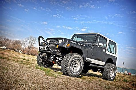 4in suspension lift kit for 87 95 jeep yj wrangler