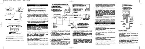 Bench test instructions, Mounting, Wiring   Reese 83501