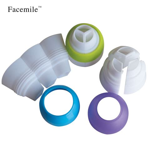 Coupons For Home Decorators 3pcs set icing piping decorating nozzle converter adapter