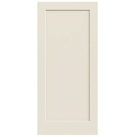 jeld wen doors interior shop jeld wen 1 panel slab interior door common