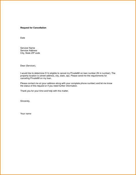 Cancellation Letter Format For Data Card Customer Cancellation Letter Coursework Academic Service