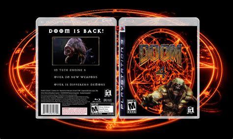 Bd Ps3 Doom 3 doom 4 ps3 cover concept image evil wevil mod db