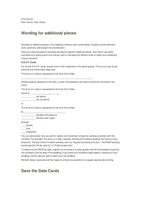 Wedding Invitation Wording For Third Marriage by Wedding Invitation Wording