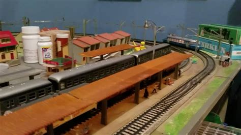 ho layout youtube marklin ho layout vintage blue arrow 3127 youtube