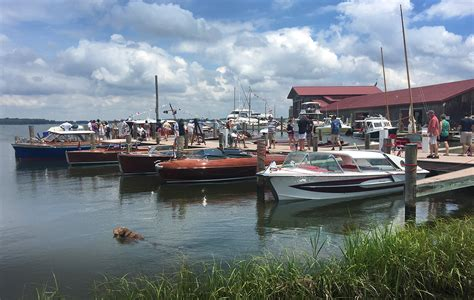 antique boat show st michaels md 2017 classic boats woody boater classic boat news and