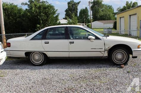 auto body repair training 1991 chevrolet caprice security system 1991 chevy caprice classic for sale in paducah kentucky classified americanlisted com