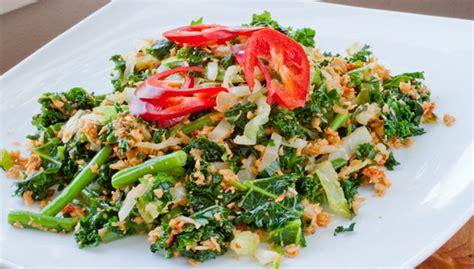 jenis salad  terkenal lezat   negara  asia