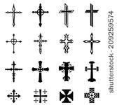 At Set Olive Premium Muslim 1 holy cross clip vector holy cross 204 graphics