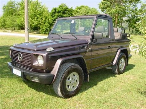 Cabrio Top 250 Gram Purchase Used Mercedes Gd 300 Cabrio In Alberi Italy