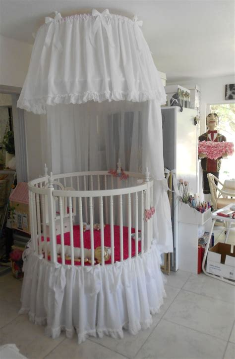 bedding plus bedroom cool round cribs and pink bedding plus white