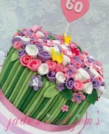 flower cake flower cake bouquet cake flower stem cake colour cake cakes flower stems