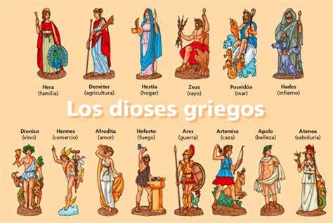 los dioses de cada 8472455149 grecia religi 243 n y dioses