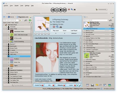 kde photo layout editor available now amarok 2 2 2