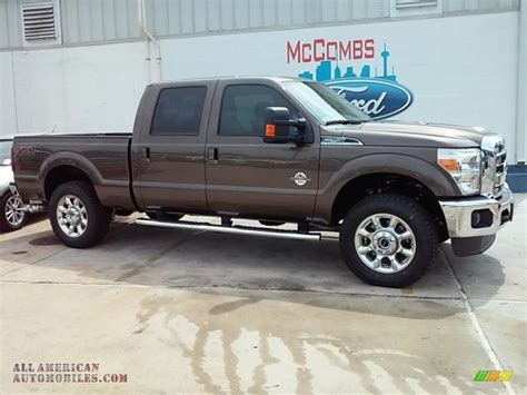 2016 ford f250 duty lariat crew cab 4x4 in caribou