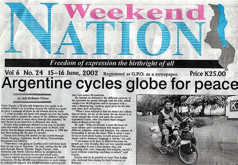 Weekend Pics Nation by Weekend Nation The World By Bike