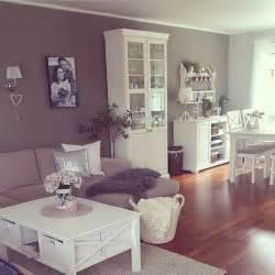 Wohnzimmer Landhausstil Farben Wohn Esszimmer Wohnzimmer Und K 252 Che Pinterest