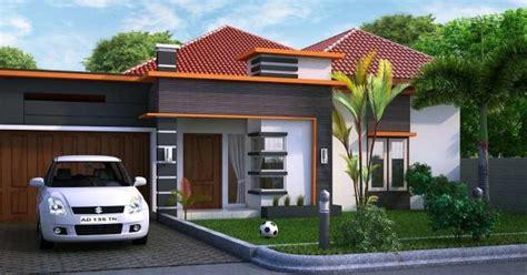 desain rumah asri house design modern minimalist home design ideas