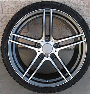 19 quot bmw 5 style staggered wheels and mayrun tires for