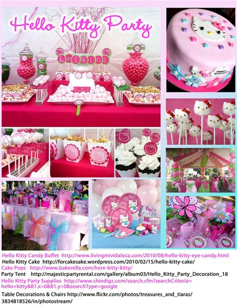 kitty birthday themes hello kitty party printables ideas and inspiration