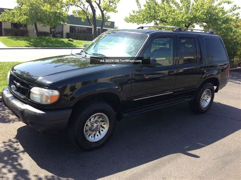 2000 ford explorer xls 2000 ford explorer xls sport utility 4 door 4 0l