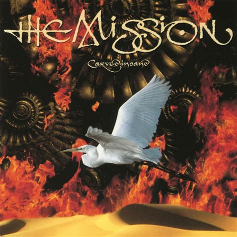 Carved In Sand the mission carved in sand catalog on vinyl