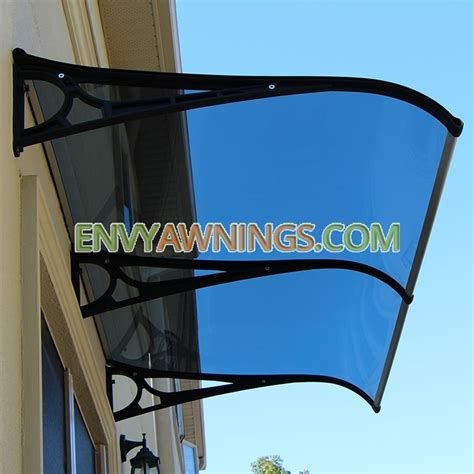 awning kits door awning diy kit amber door awnings envyawnings com