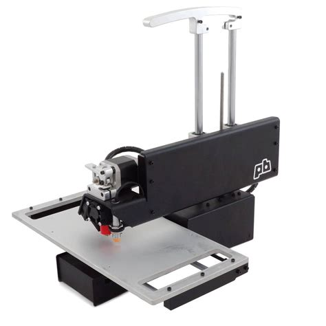 heated bed simple x axis upgrade with heated bed printrbot