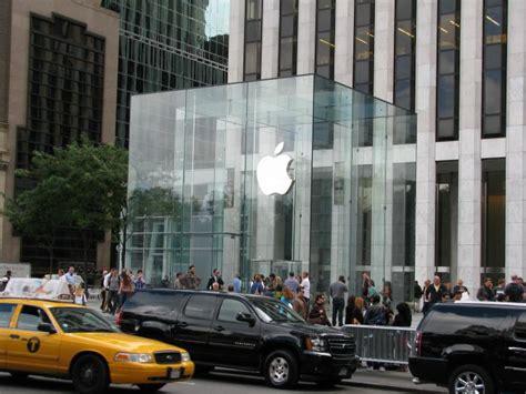 store new york apple store 5th avenue new york city new york