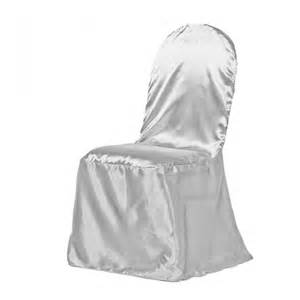 Banquet Chair Covers For Sale Satin Banquet Chair Cover White Ebay