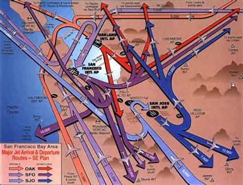 san jose airport noise map map index