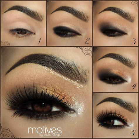 natural gold makeup tutorial loren s world loren s world latest beauty trends