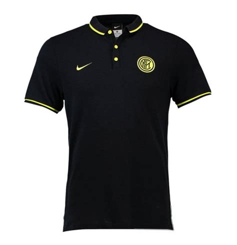 Polo Shirt Inter Milan Fc Murah 2015 2016 inter milan nike authentic league polo shirt black for only 163 35 99 at