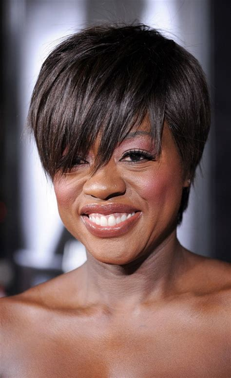 black hairstyles very short black short hairstyles with bangs